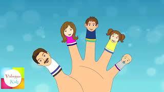 Finger Family Collection - 7 Finger Family Songs - Daddy Finger