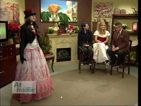 Steampunk Clothing Collective on CHCH TV