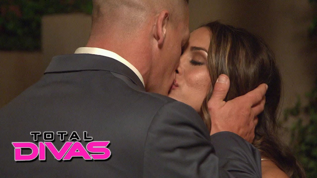 Nikki bella and john cena discuss her first marriage total as