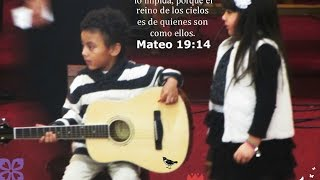 Iglesia Principe De Paz - Aneska y Valentino - Jesus is my Best friend!