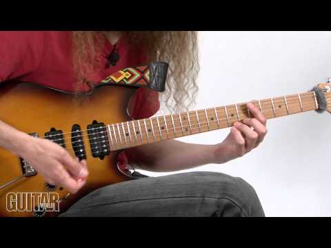 Guthrie Govan - Professor Shred #1 video