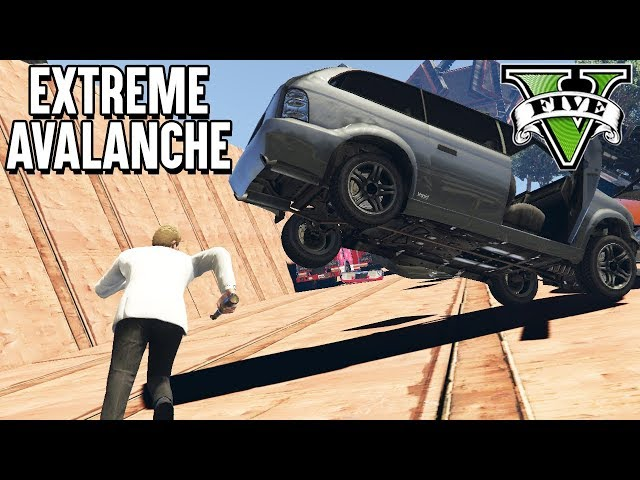 BALANCED !!! EXTREME AVALANCHE - GTA 5 ONLINE
