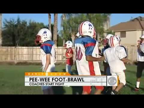 Report -- Texas Pee Wee football league
