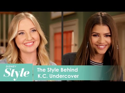 K.C. Undercover Style Chat with Zendaya and Veronica Dunne