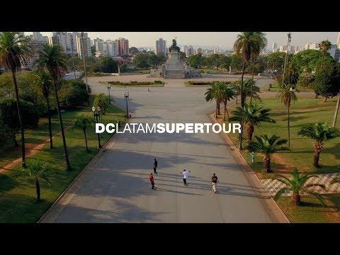 DC LATAM SUPER TOUR TEASER