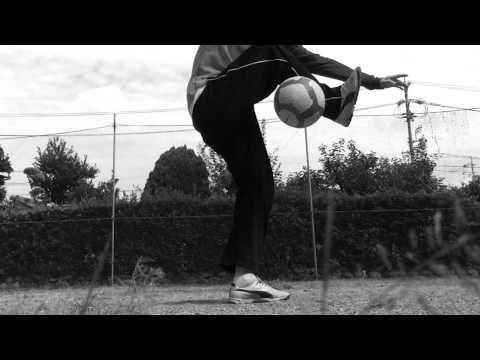 やべっちFC ガンソ選手の宿題 08/12放送 リフティング Freestyle Football Soccer