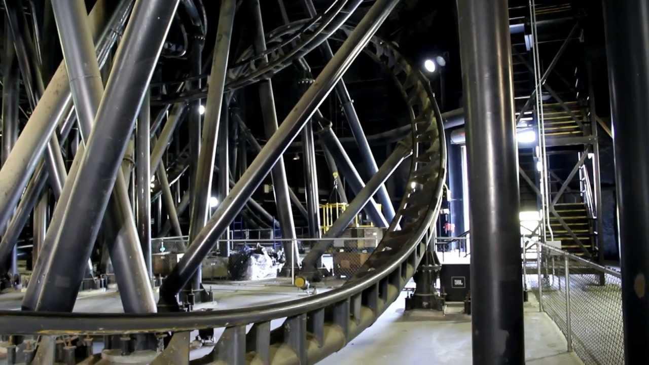 Firehawk Roller Coaster