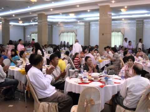 Myanmar Wedding At Mingone Tipitakat Golden Jublie Hall video