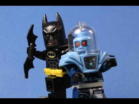Lego Batman VS MR. Freeze! (The Lego Batman Movie ReBrick Contest)