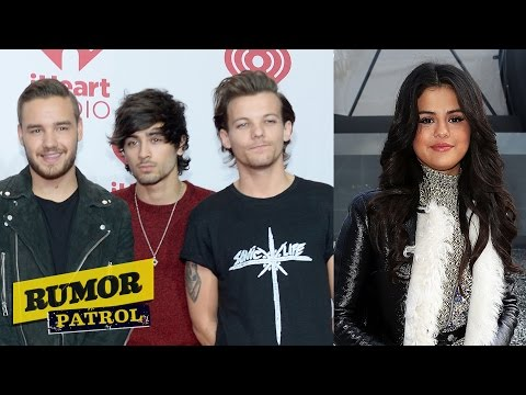 One Direction In Drug Scandal? Selena Gomez Engaged? Kimye Sex Tape? - Rumor Patrol video