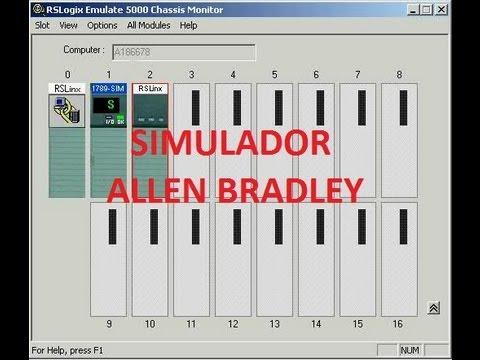 PLC RSLogix 5000 (RSLogix Emulate 5000) Parte 1 de 8