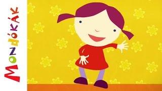 Cini cini muzsika (mondóka, rajzfilm gyerekeknek)