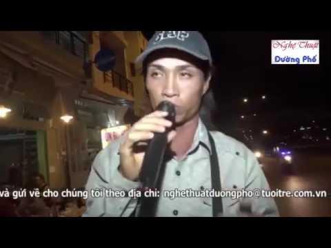 Download Lagu hát rong đường phố cực hay có giọng hát giống Duy Khánh MP3 Free