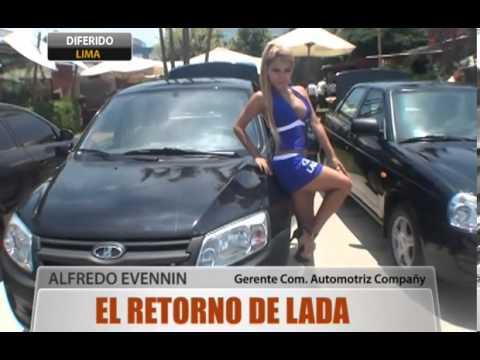 El retorno de Lada al Perú