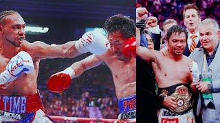 Live Reaction: Manny Pacquiao Defeats Keith Thurman Via SD!!!!