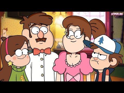 Родители Диппера и Мейбл