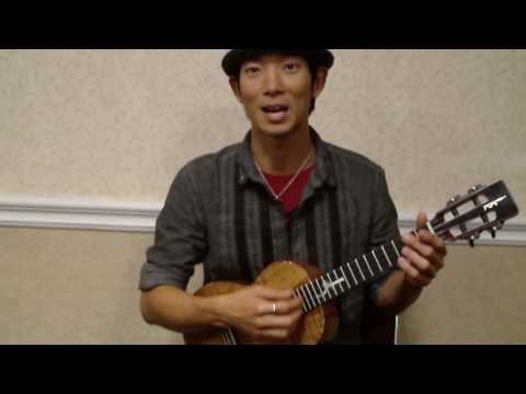 Jake Shimabukuru interview at TED, part 1