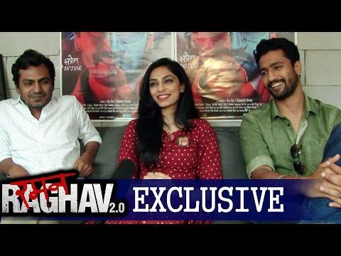 Raman Raghav 2.0 | Nawazuddin Siddiqui's EXCLUSIVE Interview