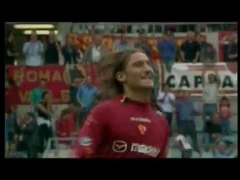 I 20 gol più belli di Francesco Totti, il Capitano Top 20 compilation con intro e finale by Carlo Zampa