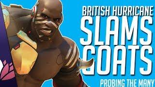 STOMPING GOATS! - British Hurricane vs Osh-Tekk Warriors - PRObing the Many
