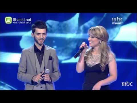 Arab Idol - الأداء - برواس حسين و زوجها - كوران Music Videos