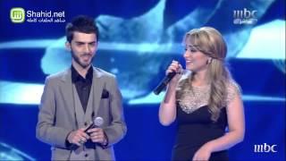 Download Arab Idol - الأداء - برواس حسين و زوجها - كوران 3Gp Mp4