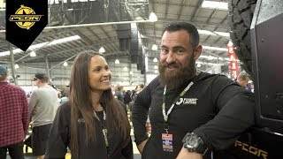 Patriot Campers take a walk around the Melbourne 4x4 Show 2018 - Part 2