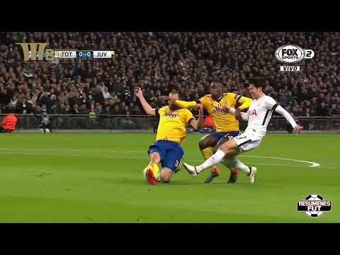 Tottenham vs Juventus 1-2 All goals & Highlights - Champions League 2018