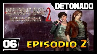 Resident Evil Revelations 2 - Episodio 2 - Parte #6 - WESKER? FINAL