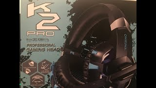 The BEST Professional Gaming Headset Under $30 !
