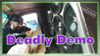 Hutchinson Car Audio Deadliest Demo