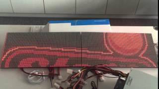 PIN2DMD - Color LED DMD Interface using PINDMD2 protocol