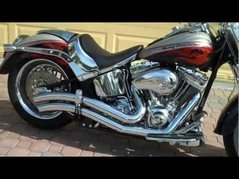 2006 Harley-Davidson Screamin Eagle Fatboy 103CI Baker 6-Speed