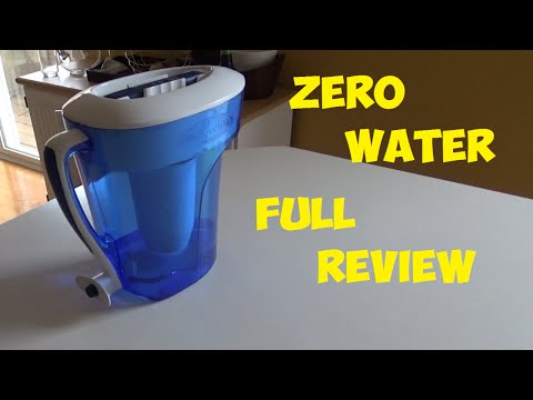 zero water filter pitcher review zero v s pur pur bad makeup guides. Black Bedroom Furniture Sets. Home Design Ideas