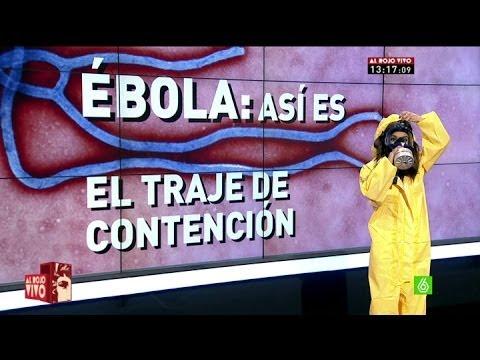 Así es el traje diseñado para atender al misionero infectado de Ébola