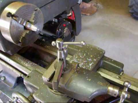 TURNING A TAPER ON THE LOGAN LATHE tubalcain