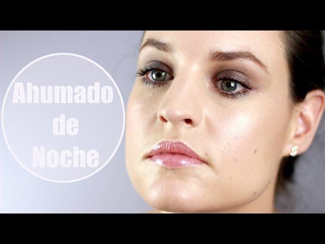 Maquillaje Ahumado de Noche | Taupe Night | Lorituela