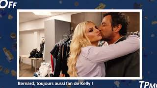OFF TPMP : Kelly Vedovelli coiffeuse d'Agathe Auproux, Cyril Hanouna taquine Jean-Michel Maire ...