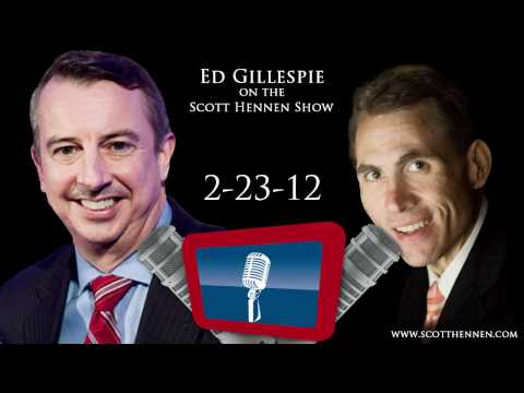 Republican strategist Ed Gillespie on GOP debate and Catholic role in 2012 election