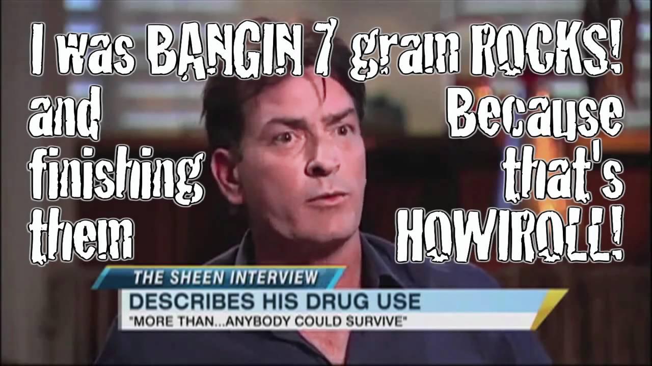 Charlie Sheen Winning Video Remix Charlie Sheen Quot go Winning Quot