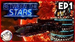 BETWEEN THE STARS #1 ► Nuevo Simulador Espacial, RPG, Aventuras y Roguelike! │ Gameplay en Español