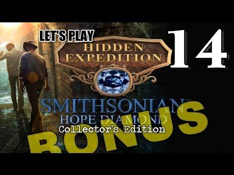 Hidden Expedition 6: Smithsonian Hope Diamond CE [14] w/YourGibs - BONUS CHAPTER 3/3
