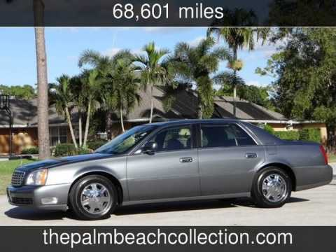 2004 Cadillac DeVille  Used Cars - West Palm Beach,FL - 2013-12-19