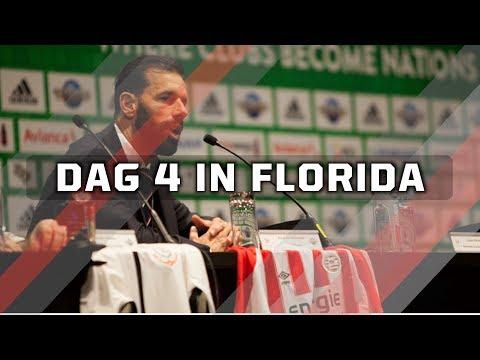Dagje van Nistelrooy in Orlando
