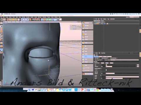 Как создать анимацию в синема 4d r14