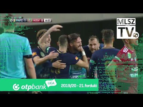 Puskás Akadémia FC – Kisvárda Master Good | 3-1 | (1-0) | OTP Bank Liga | 21. forduló | MLSZTV