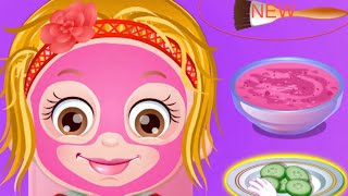 Baby Hazel Spa Makeover - Baby Hazel Games To Play - yourchannelkids