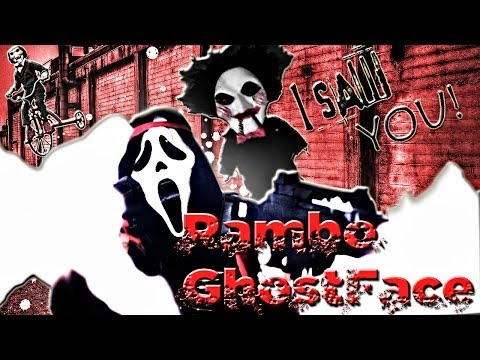 GHOSTFACE vs JIGSAW (NEW)