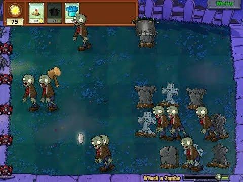 Hoa quả nổi giận   Đập 1 phát Zombies chết tươi