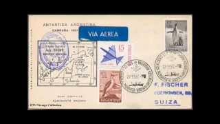 PHILATELY ADMIRAL BROWN STATION ANTARCTIC F D COVER